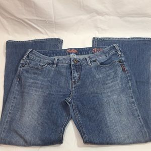 Silver Jeans Altered!!!!  See pictures